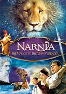 The Chronicles of Narnia: The Voyage of the Dawn Treader single DVD box