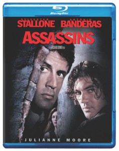 Assassins Blu-ray box