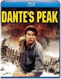 Dante's Peak Blu-ray box