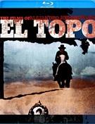 El Topo Blu-ray box