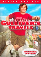 Gulliver's Travels DVD box