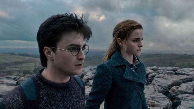 harry potter and the deathly hallows dvd release. We#39;ve got two — 2 — Harry