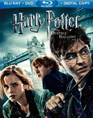 Harry Potter and the Deathly Hallows Part 1 Blu-ray box