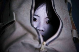 Ju-on: White Ghost/Black Ghost movie scene