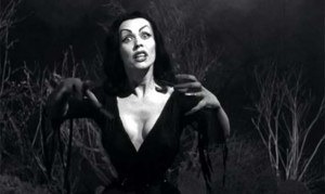 Plan 9 From Outer Space movie scene