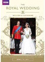 Royal Wedding DVD box