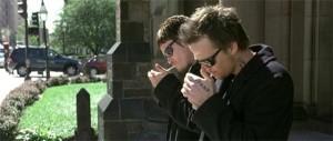 The Boondock Saints movie scene
