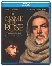 The Name of the Rose Blu-ray box
