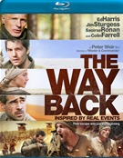 The Way Back Blu-ray box