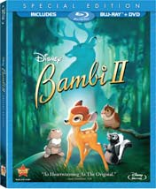 Bambi II Blu-ray box