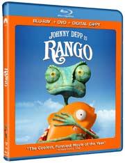 Rango Blu-ray box