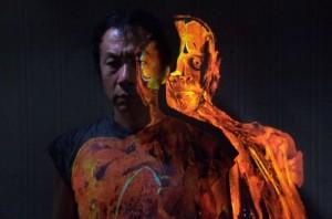 Tetsuo The Bullet Man movie scene