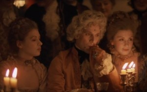 Barry Lyndon movie scene
