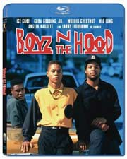 Boyz N the Hood Blu-ray box