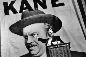 Citizen Kane movie scene