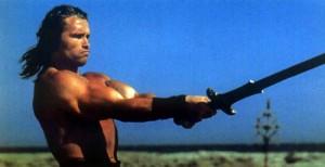 Conan the Barbarian movie sceneA