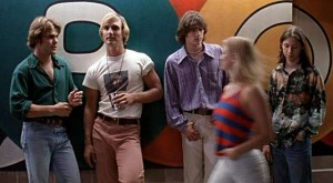 Dazed and Confused movie scene