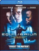 Equilibrium Blu-ray box
