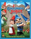 Gnomeo & Juliet Blu-ray/DVD box