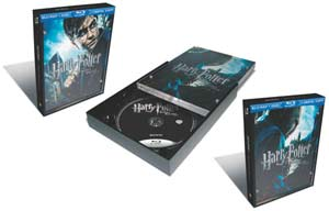 Harry Potter and the Deathly Hallows Part 1 Blu-ray/DVD Gift Set