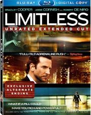 Limitless Blu-ray box