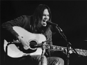 Neil Young: Here We Are In The Years movie scene