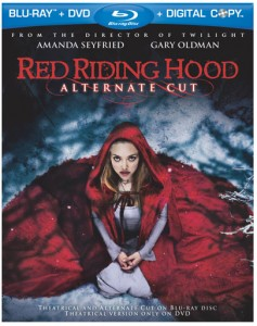 Red Riding Hood Blu-ray box