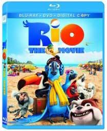 Rio Blu-ray box