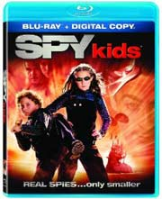 Spy Kids Blu-ray box