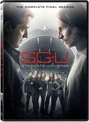 Stargate: Universe Season 2 DVD box