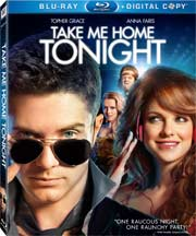 Take Me Home Tonight Blu-ray box
