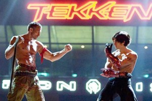 Tekken movie scene