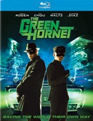The Green Hornet Blu-ray box