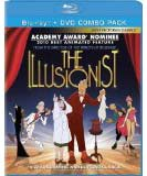 The Illusionist Blu-ray box