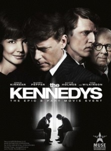 The Kennedys DVD box