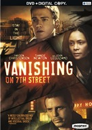 Vanishing on 7th Street DVD box