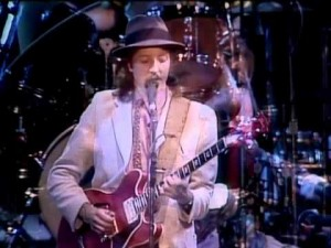 The Doobie Brothers Live At The Greek Theatre 1982 scene