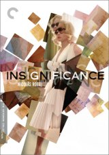 Insignificance Blu-ray box