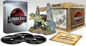 Jurassic Park Blu-ray Gift Set