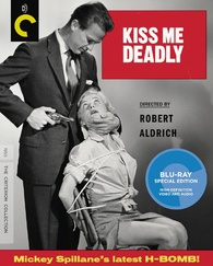 Kiss Me Deadly Blu-ray