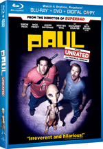 Paul Blu-ray box