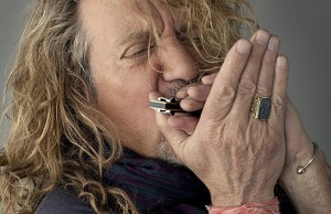 Robert Plant's Blue Note scene