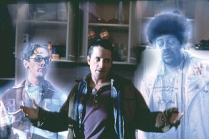 The Frighteners movie scene