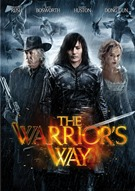 The Warrior's Way DVD box