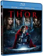 Thor Blu-ray box