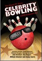 Celebrity Bowling DVD box
