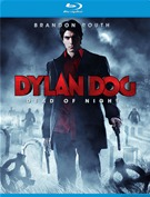 Dylan Dog: Dead of Night Blu-ray box