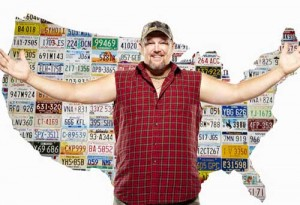 Only in America with Larry the Cable Guy: Volume One scene