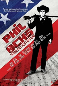 Phil Ochs: There But For Fortune DVD box