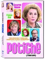 Potiche DVD box